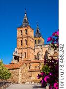 Cathedral of Astorga. Стоковое фото, фотограф Яков Филимонов / Фотобанк Лори