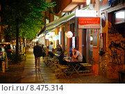 Купить «Berlin Nightlife», фото № 8475314, снято 8 сентября 2013 г. (c) Caro Photoagency / Фотобанк Лори