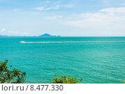 Вид с высоты. Острова Индийского океана, Таиланд. Стоковое фото, фотограф Виталий Булыга / Фотобанк Лори