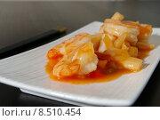 Купить «asian recipe shrimp», фото № 8510454, снято 14 декабря 2018 г. (c) PantherMedia / Фотобанк Лори