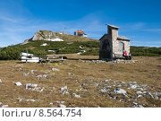 Купить «mountain hike ramble austrians migrate», фото № 8564754, снято 22 июля 2019 г. (c) PantherMedia / Фотобанк Лори