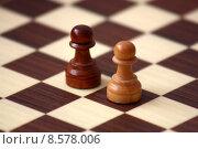 Купить «farmer chess chessboard countrymen confrontation», фото № 8578006, снято 21 февраля 2019 г. (c) PantherMedia / Фотобанк Лори
