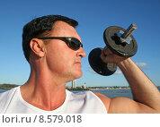 Купить «Morning Workout », фото № 8579018, снято 17 июня 2019 г. (c) PantherMedia / Фотобанк Лори