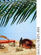 Купить «summer holiday vacation beach sand», фото № 8601494, снято 23 февраля 2019 г. (c) PantherMedia / Фотобанк Лори