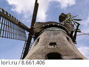 Купить «wind wing mill windmill rotor», фото № 8661406, снято 20 марта 2019 г. (c) PantherMedia / Фотобанк Лори
