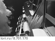 Купить «architecture skew duesseldorf gehry architectural», фото № 8701170, снято 19 июля 2018 г. (c) PantherMedia / Фотобанк Лори