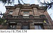 Купить «Народный дом г.Владивосток», фото № 8754174, снято 6 августа 2014 г. (c) Владимир Михайлюк / Фотобанк Лори