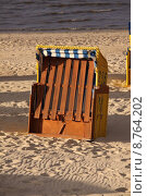 Купить «beach basket seaside seashore baskets», фото № 8764202, снято 19 октября 2018 г. (c) PantherMedia / Фотобанк Лори