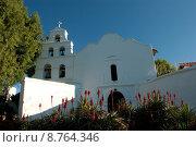 Mission San Diego de Alcala. Стоковое фото, фотограф Mariusz Jurgielewicz / PantherMedia / Фотобанк Лори