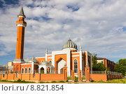 Соборная мечеть, Иваново (2015 год). Стоковое фото, фотограф Ткачева Татьяна Александровна / Фотобанк Лори