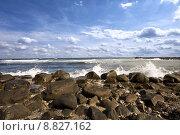 Купить «nature sky water sea beach», фото № 8827162, снято 27 мая 2019 г. (c) PantherMedia / Фотобанк Лори