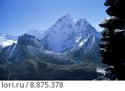 Купить «nepal himalayas amadablam khumbu mountain», фото № 8875378, снято 20 июля 2019 г. (c) PantherMedia / Фотобанк Лори