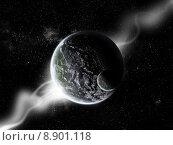 Купить «Earth apocalypse armageddon», фото № 8901118, снято 24 ноября 2017 г. (c) PantherMedia / Фотобанк Лори