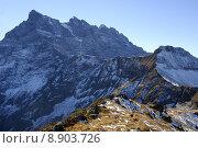 Купить «mountains alps switzerland valais massif», фото № 8903726, снято 23 июля 2019 г. (c) PantherMedia / Фотобанк Лори