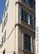 Купить «Corner of building in Cannes. France», фото № 8910470, снято 23 марта 2019 г. (c) PantherMedia / Фотобанк Лори