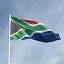 Купить «Flag of South Africa», фото № 8935846, снято 15 июля 2020 г. (c) PantherMedia / Фотобанк Лори