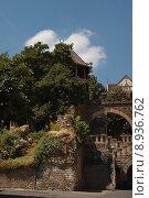 Купить «wall ruin stonewall old town», фото № 8936762, снято 27 мая 2019 г. (c) PantherMedia / Фотобанк Лори