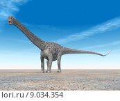 Купить «3d palaeontology dinosaur saurian dinos», фото № 9034354, снято 16 октября 2019 г. (c) PantherMedia / Фотобанк Лори