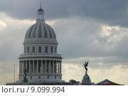 Купить «dome cuba capitol capitolio havanna», фото № 9099994, снято 20 сентября 2019 г. (c) PantherMedia / Фотобанк Лори