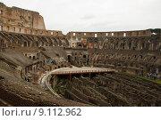 Купить «Colosseum », фото № 9112962, снято 25 мая 2019 г. (c) PantherMedia / Фотобанк Лори