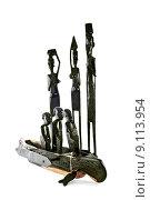 Купить «Statues African ebony wood 1», фото № 9113954, снято 26 марта 2019 г. (c) PantherMedia / Фотобанк Лори