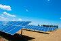Купить «Solar Energy Farm», фото № 9136362, снято 16 января 2018 г. (c) PantherMedia / Фотобанк Лори