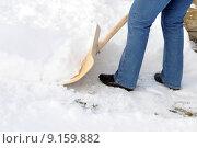 Купить «winter snow shovel schneeschaufel schneeschaufeln», фото № 9159882, снято 26 марта 2019 г. (c) PantherMedia / Фотобанк Лори