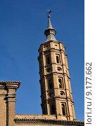 Купить «architecture tower church spain palacio», фото № 9177662, снято 27 мая 2019 г. (c) PantherMedia / Фотобанк Лори