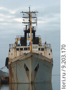 Old ship. Стоковое фото, фотограф Carlos Santos / PantherMedia / Фотобанк Лори