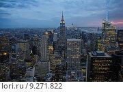Нью-Йорк (2012 год). Стоковое фото, фотограф Азат Шарипов / Фотобанк Лори