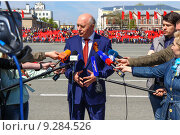 Н.И. Меркушкин (2014 год). Редакционное фото, фотограф Азат Шарипов / Фотобанк Лори
