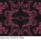 Купить «Continuous Fractal Textile Pattern in Pinks», фото № 9317154, снято 14 ноября 2018 г. (c) PantherMedia / Фотобанк Лори