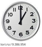 Купить «One O'Clock», фото № 9386954, снято 16 августа 2018 г. (c) PantherMedia / Фотобанк Лори
