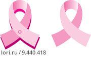 Купить «Pink Cancer Ribbons», фото № 9440418, снято 3 августа 2020 г. (c) PantherMedia / Фотобанк Лори