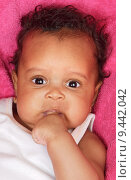 Купить «beautiful baby», фото № 9442042, снято 18 января 2019 г. (c) PantherMedia / Фотобанк Лори