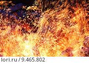 Купить «fire flame burn conflagration wood», фото № 9465802, снято 26 марта 2019 г. (c) PantherMedia / Фотобанк Лори
