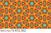 Купить «Seamless Kaleidoscope Pattern», иллюстрация № 9472362 (c) PantherMedia / Фотобанк Лори