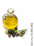 Купить «olive oil», фото № 9493002, снято 19 марта 2019 г. (c) PantherMedia / Фотобанк Лори
