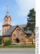Купить «cathedral scandinavia finland lapinlahti travel», фото № 9502198, снято 18 марта 2019 г. (c) PantherMedia / Фотобанк Лори