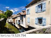 Купить «Arbois, Département Jura, Franche-Comté, France», фото № 9529794, снято 22 июля 2019 г. (c) PantherMedia / Фотобанк Лори