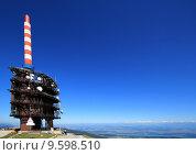 Купить «Telecommunication antenna at Chasseral, Jura, Switzerland», фото № 9598510, снято 22 июля 2019 г. (c) PantherMedia / Фотобанк Лори