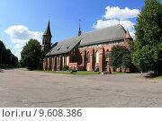 Купить «russia - kaliningrad - königsberg cathedral», фото № 9608386, снято 25 мая 2019 г. (c) PantherMedia / Фотобанк Лори