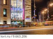 Купить «Центральный Детский Магазин на Лубянке. Фрагмент», эксклюзивное фото № 9663206, снято 12 августа 2015 г. (c) Алёшина Оксана / Фотобанк Лори