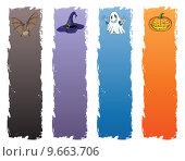 Купить «halloween banner», фото № 9663706, снято 16 сентября 2019 г. (c) PantherMedia / Фотобанк Лори