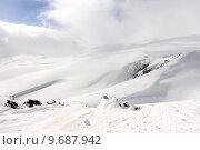 Купить «winter landscape», фото № 9687942, снято 22 марта 2019 г. (c) PantherMedia / Фотобанк Лори