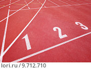 Купить «Running Track», фото № 9712710, снято 17 июня 2019 г. (c) PantherMedia / Фотобанк Лори