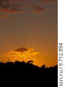 Купить «Summer Solstice Sunset 2011», фото № 9712894, снято 20 сентября 2019 г. (c) PantherMedia / Фотобанк Лори