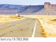 Купить «road transport, Colorado, USA», фото № 9783906, снято 17 ноября 2019 г. (c) PantherMedia / Фотобанк Лори