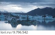 Купить «Iceland , Landscape scenery with a ice», фото № 9796542, снято 22 марта 2019 г. (c) PantherMedia / Фотобанк Лори