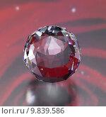 Купить «bowl crystal diamond jewel refraction», фото № 9839586, снято 18 ноября 2018 г. (c) PantherMedia / Фотобанк Лори